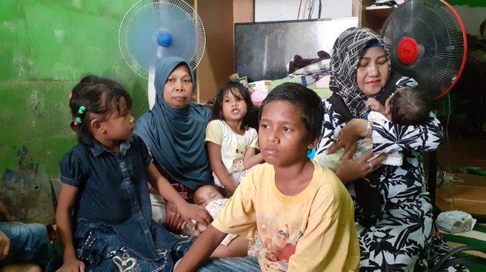 Kisah 6 Bocah Yatim Piatu di Balikpapan, Urus Cucu Bersama Suami, Ini Amanat dari Sang Putri