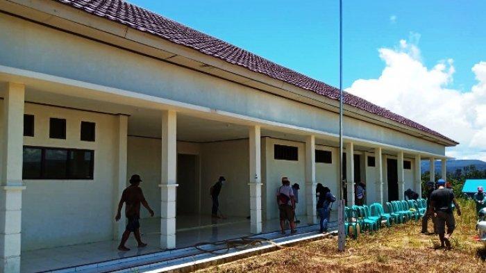Manfaatkan 4 Rumah Dinas Baru, Pemkab Mahulu Siapkan Ruang Isolasi untuk PDP Covid-19