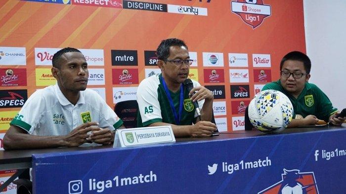 Persebaya vs PSM Makassar, Aji Santoso Siap Hadapi Tim Juku Eja Meski Tanpa Dukungan Bonek