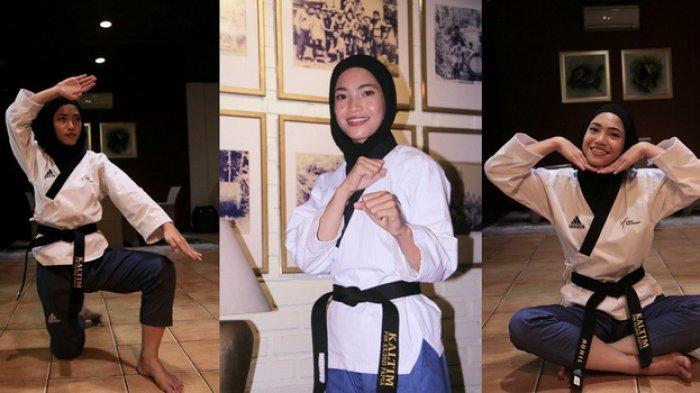 Berlaga di PON XX Papua, Ruhil Atlet Taekwondo Sarat Prestasi Minta Doa dan Dukungan Warga Kaltim