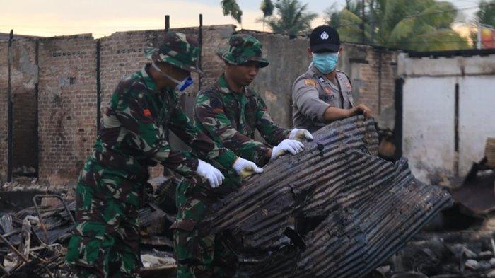 Setelah Pukul Anggota TNI Yonzipur Hingga Berdarah, Preman Tantang  Polisi Tembak Kepalanya