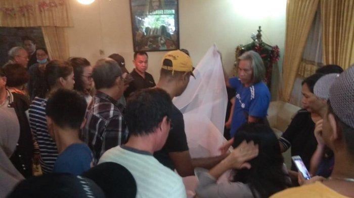 Jenazah Marco Tiba di Rumah Duka, Rencananya  akan Dimakamkan Hari Jumat  Besok