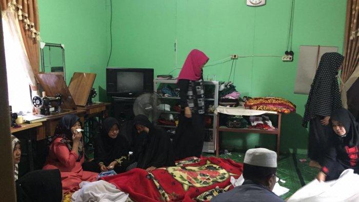 Ketua KPPS TPS 09, Kelurahan Loktuan, Bontang  Tutup Usia, Diduga Kelelahan saat Hari Pencoblosan