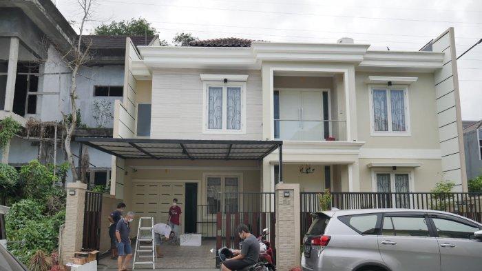 Kompleks perumahan elite Balikpapan Baru kembali disatroni rampok dini hari tadi, Sabtu (31/7/2021).