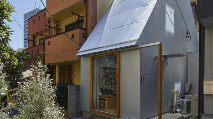 Cuma Punya Lahan 20 Meter Persegi Contek Inspirasi Unik Desain Rumah Mungil Yang Nyaman Nyeni Halaman All Tribun Kaltim
