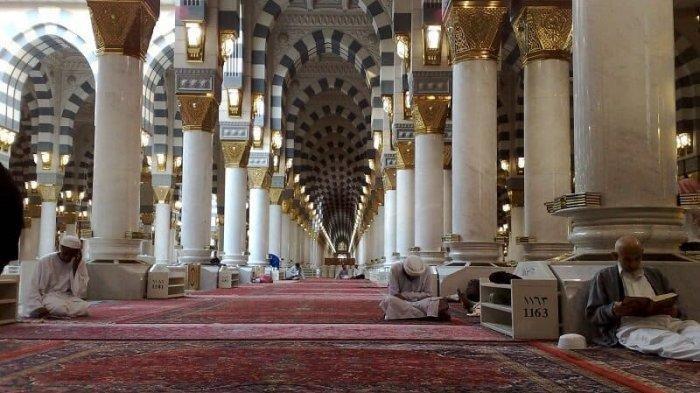 Lengkap Pengertian Itikaf, Rukun, Syarat dan Waktu untuk Melakukan Itikaf di Masjid saat Ramadhan