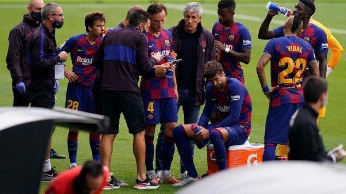 Kabar Transfer, Pertahanan Rapuh Jadi Sorotan, Barcelona Ingin Pulangkan Si Anak Hilang ke Camp Nou