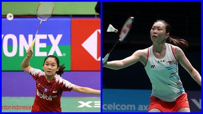 Kalahkan An Se Young di Hong Kong Open 2019, Ruselli Hartawan Bertemu Zhang Beiwen di Perempat Final