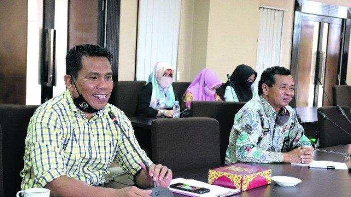 Sharing Bahas Covid-19, Komisi Gabungan DPRD Bontang Berkunjung ke Gedung Karang Paci