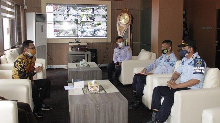 Upaya Percepatan Vaksinasi, Walikota Balikpapan Rahmad Mas'ud Terima Audiensi dari Rutan dan Lapas