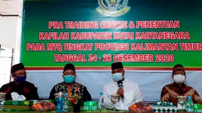 Bupati Kukar Edi Damansyah Dukung Pengembangan Tilawatil Quran di Kutai Kartanegara