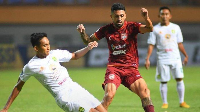 Jadwal Liga 1 Borneo FC vs Barito Putera, Pesut Etam Turunkan Kekuatan Penuh Bustos Dipastikan Main