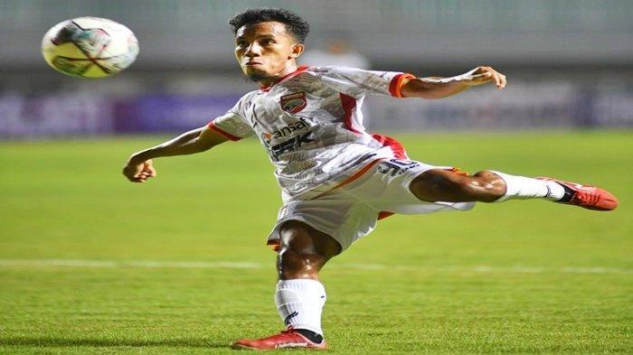 Usai Kalah dengan Persik Kediri, Sihran Amrullah Pemain Borneo FC Samarinda Sedikit Kecewa