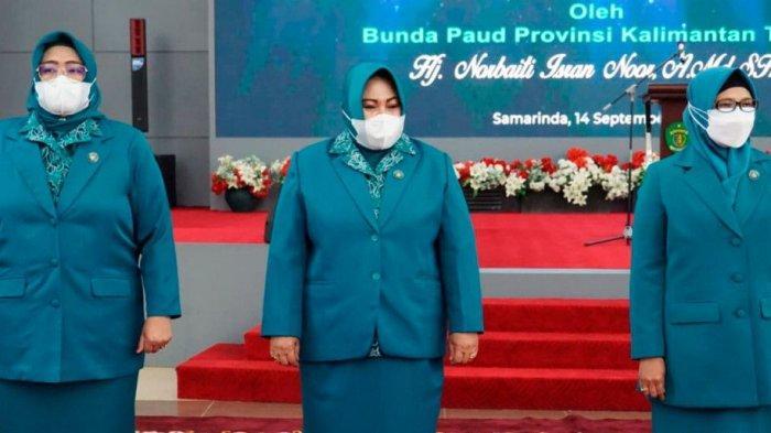 Maslianawati Istri Bupati Edi Damansyah jadi Bunda PAUD Kukar Periode 2021-2025