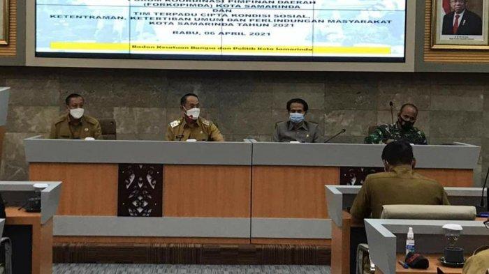 Wawali Samarinda Rusmadi Pastikan Distribusi Air Bersih, Listrik, dan Sembako Aman Jelang Ramadhan