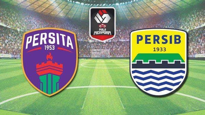 SKOR 0-0 BERLANGSUNG Live Streaming Persita vs Persib Piala Menpora, Wander Luiz Starter!