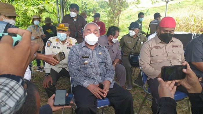 Produksi Jagung Kaltim Tinggi, Gubernur Isran Noor Belum Mau Bangun Pabrik Pakan Ternak