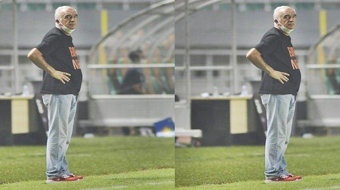 Kalah 0-1 Melawan Persik Kediri, Mario Gomez Pelatih Borneo FC Samarinda Angkat Bicara