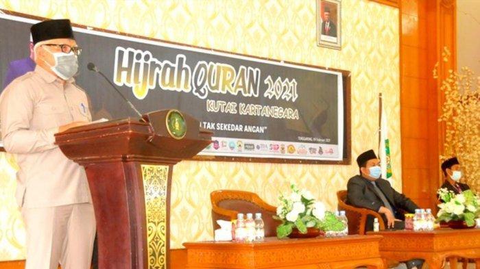 Seminar Hijrah Quran 2021 di Kukar Kalimantan Timur Diikuti 50 Peserta, Terus Kaderisasi Penghafal
