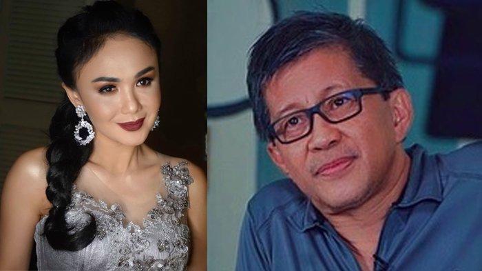 Rocky Gerung Komentari Curhat Yuni Shara soal Urusan Ranjang, Anggap Kakak Krisdayanti Tertekan