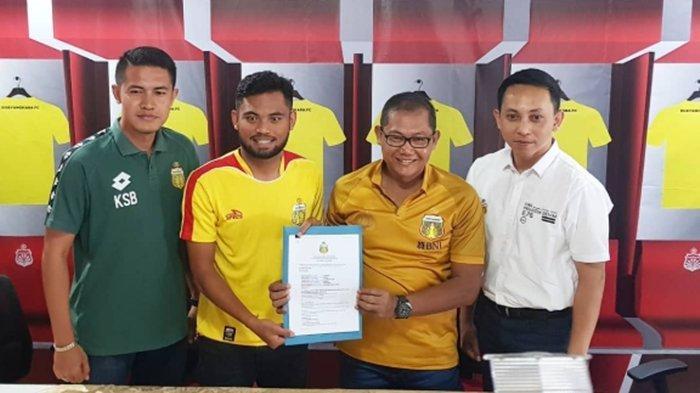 Manuver Bhayangkara FC Bajak Pemain dan Incaran Persib Bandung, Kini Kandidat Juara Liga 1 2020