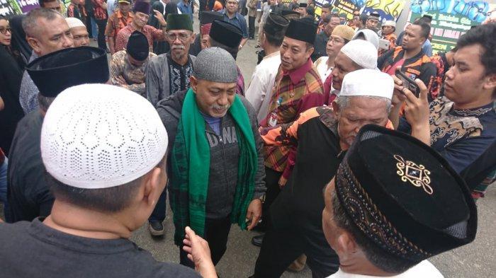 1 Januari Istri Tokoh Kaltim Said Amin Wafat di Jakarta Disalatkan di Masjid Sofiatul Amin Samarinda