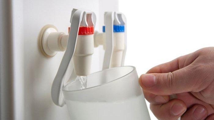 Agar Kualitas Air Minum Tetap Sehat, Berikut Ini Cara yang Benar Membersihkan Dispenser