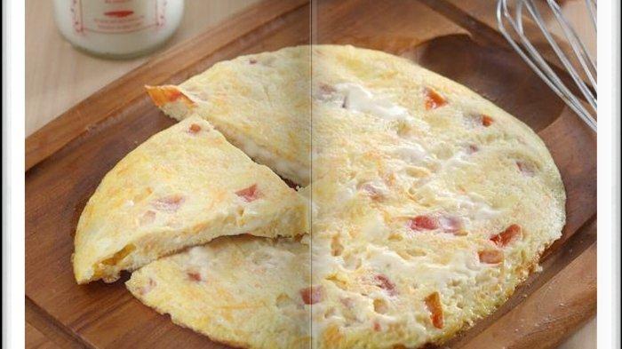 Cara Bikin Omelet Wortel Keju Enak, Kreasi Menu Sarapan untuk Keluarga Tercinta