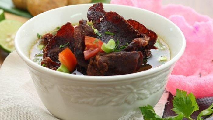 Cara Bikin Soto Padang yang Nikmat, Hidangan Berkuah Gurih dan Lezat Asli dari Sumatera Barat