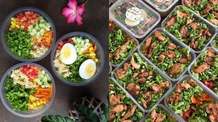 Salad Sayur dari Go Healthy Food, Rasanya Ngangenin, Sehat, dan Nggak Bikin Enek