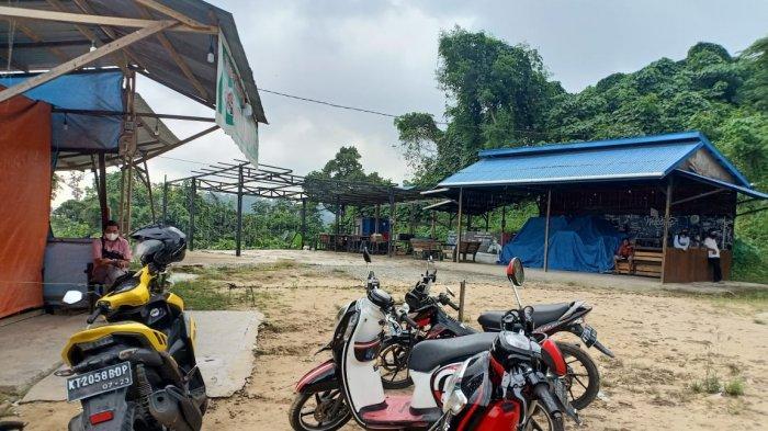 Jembatan Achmad Amins Buka, Namun Cafe Tetap Dilarang Beroperasi