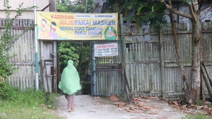 Mulai Hari Ini PPKM Mikro Diterapkan di Balikpapan selama 2 Pekan, Kampung Zona Merah Jadi Prioritas