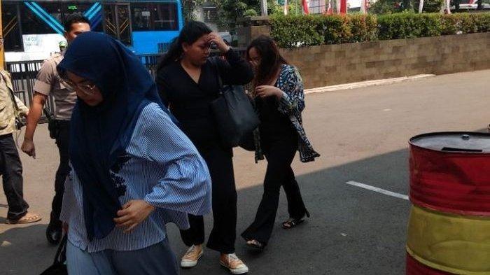 Didampingi Sunan Kalijaga Salmafina Sunan Datangi Kantor Polisi, Ini Respon Mantan Istri Taqy Malik