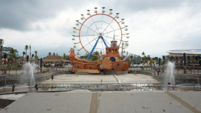 Taman Rekreasi Terbesar di Jawa Tengah Saloka Theme Park Dibuka Siang Ini, Desember Ada Diskon 20%!