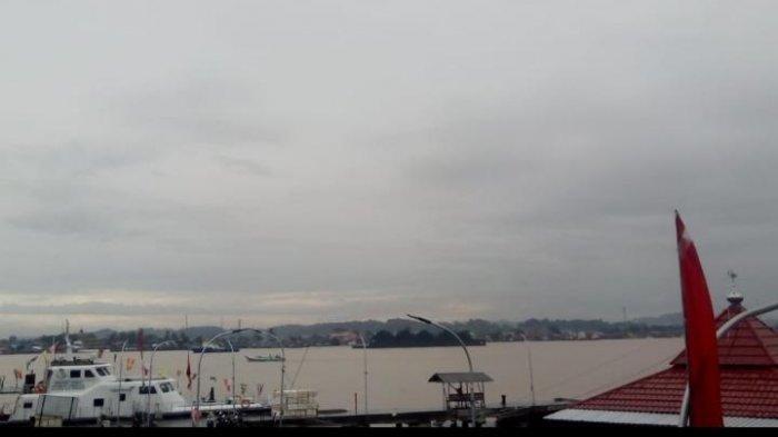 Prakiraan Cuaca Kota Samarinda 20 Agustus 2021, Potensi Hujan Siang dan Malam Hari