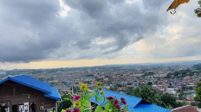 Prakiraan Cuaca Kota Samarinda 30 Agustus 2021, Potensi Hujan pada Siang dan Malam Hari