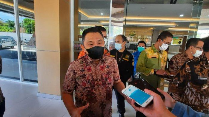Kejari Disambangi Walikota Samarinda Andi Harun, Bahas Fokus Inventarisir Aset milik Pemkot