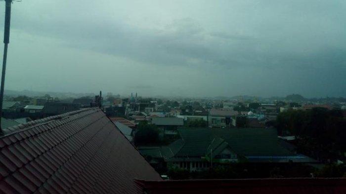 Prakiraan Cuaca Samarinda Selasa 21 September 2021, Hujan Turun Sejak Pagi hingga Siang dan Malam