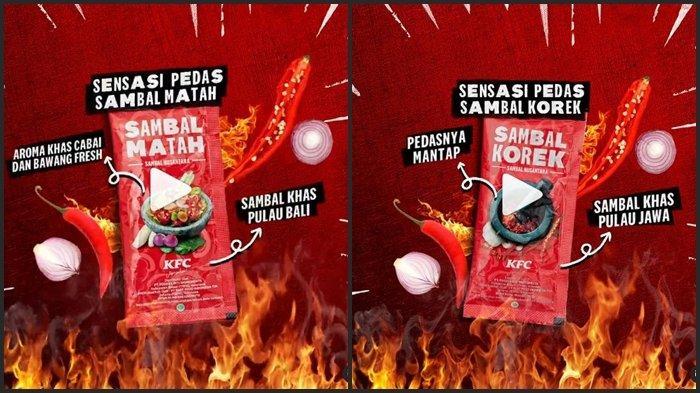sambal KFC