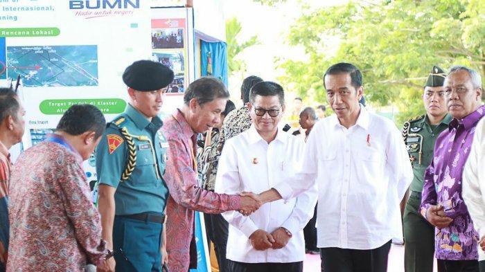 Usul Pemekaran Daerah Otonomi Baru di Wilayah Provinsi Kalimantan Utara Masuk RPJMN