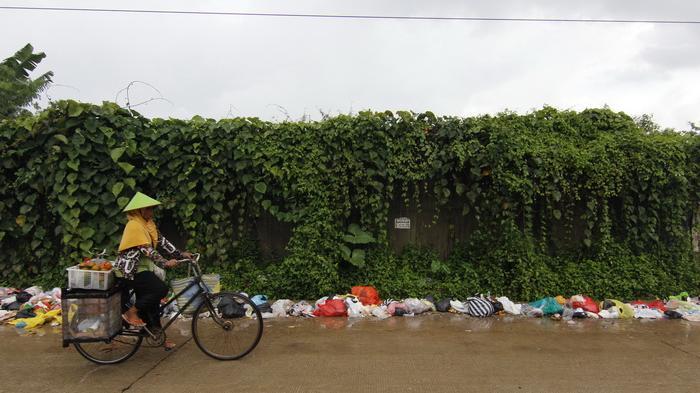 Buang Sampah Sembarangan Itu Masalah Perilaku