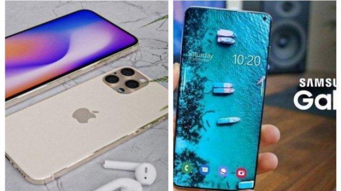 Bandingkan Kecanggihan Harga iPhone 12 dan Samsung Galaxy S11, Punya Jaringan 5G dan Kamera Aduhai