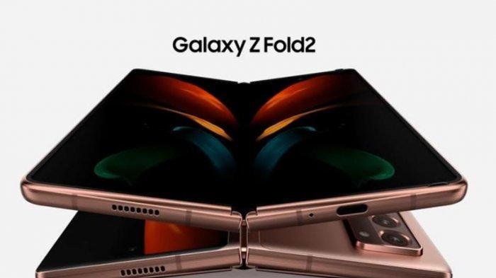 LENGKAP Harga HP Samsung Terbaru di Akhir Bulan Maret 2021, Galaxy M02, Galaxy A32, Galaxy Z Fold2