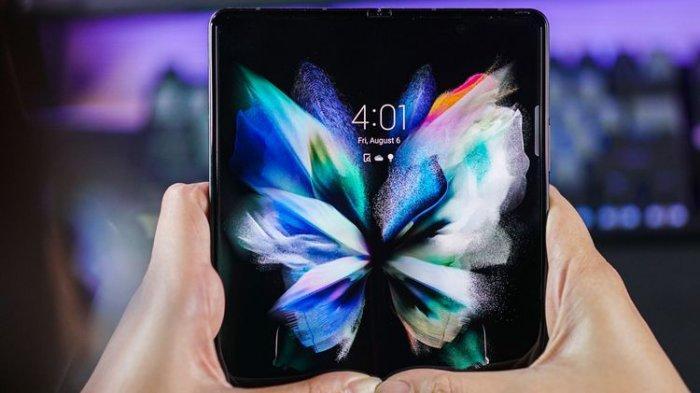 SamsungResmi Merilis Ponsel Terbarunya, Galaxy Z Fold3 5G, Ini Harga dan Spesifikasi Lengkapnya