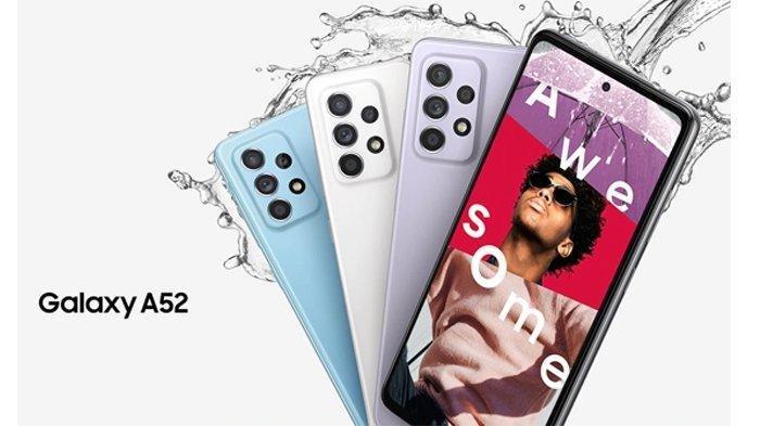 Update Terbaru Harga HP Samsung Bulan April 2021, Galaxy A31, Galaxy A32, Galaxy A51, Galaxy A52