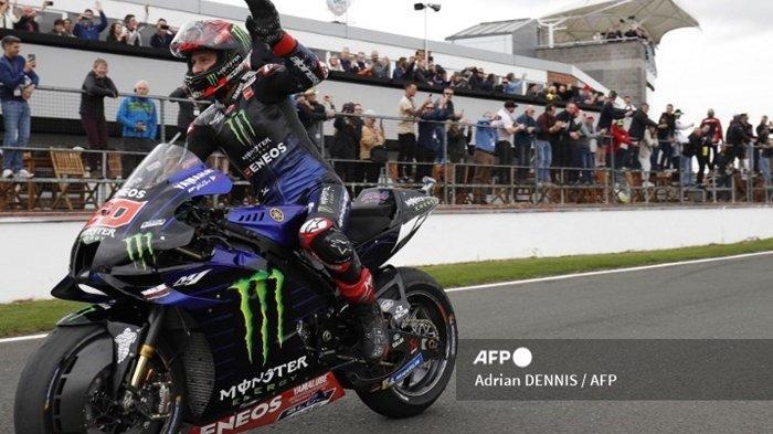 Jadwal MotoGP 2021 Terbaru: GP San Marino Mulai Jumat Pekan Ini, Quartararo vs Seluruh Rider Ducati