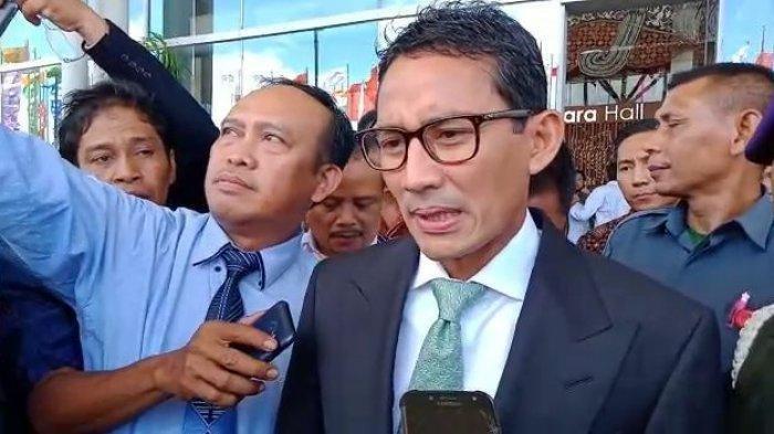 Ungkap Masalah Saat Ini di Lapangan,Sandiaga Minta Jokowi Segera Bekerja, Jangan Tunggu Oktober