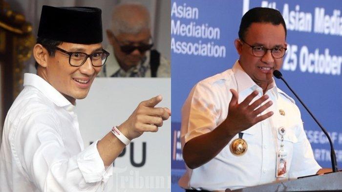 Sandiaga Uno Kecam Ancaman Cabut Izin Perusahaan saat PSBB Jakarta, Sindir Jajaran Anies Baswedan