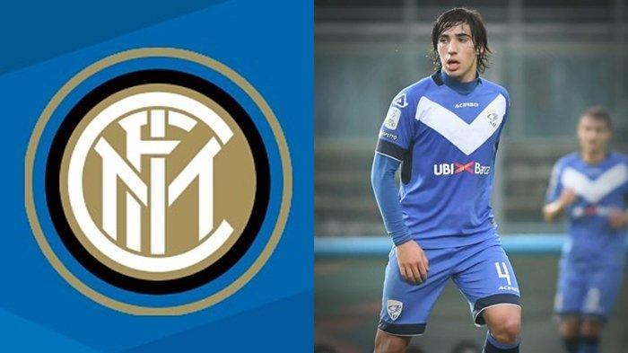Singkirkan Juventus dan AC Milan, Inter Milan Terdepan Dapatkan Sandro Tonali Titisan Andrea Pirlo