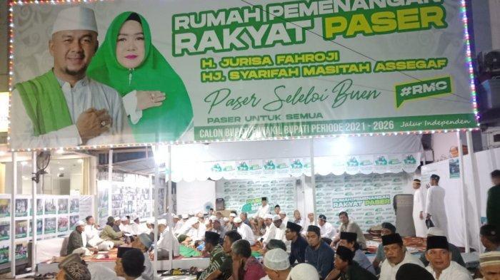 Relawan Roji-Masitah Gelar Syukuran, 19 Februari Serahkan Berkas Dukungan ke KPU